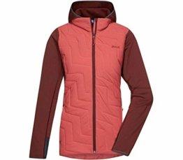 PYUA Damen Blaze Jacke Skijacke Wintersport Jacke - 1