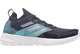 adidas Damen Terrex Two Parley W Laufschuhe, Blau (Azutra/Griuno/Espazu 0), 38 2/3 EU - 1