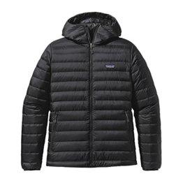 Patagonia Herren jacke Sweater Hoodie, Black, M, 84701 - 1