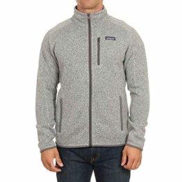 Patagonia Herren M's Better Sweater JKT, Stonewash, L - 1