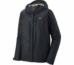 Patagonia Herren M's Torrentshell 3L JKT Jacket, Black, L - 1