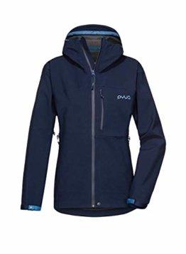 PYUA Damen Gorge Jacke Skijacke Wintersport Jacke - 1