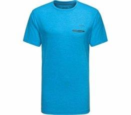 PYUA Herren Skip-Y T-Shirt, Swedish Blue, M - 1