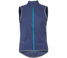 Triple2 W Kamsool Vest Blau, Damen Merino Weste, Größe L - Farbe Peacoat - 1