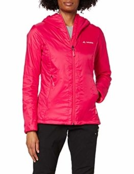 Vaude Damen Jacke Women's Freney Jacket IV, Cranberry, 42, 41400 - 1