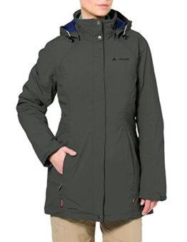 VAUDE Damen Women's Pembroke Jacket III Jacke, Olive Uni, 40 - 1
