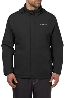 VAUDE Herren Jacke Men's Escape Bike Light Jacket, black, XL, 050180105500 - 1